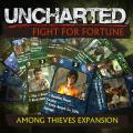 Uncharted: Fight for Fortune - Among Thieves Expansion PS Vita Front Cover