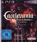 Castlevania: Lords of Shadow Collection PlayStation 3 Front Cover