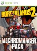 Borderlands 2: Mechromancer Pack Xbox 360 Front Cover