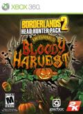 Borderlands 2: Headhunter 1 - T.K. Baha's Bloody Harvest Xbox 360 Front Cover