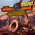 Borderlands 2: Headhunter 2 - The Horrible Hunger of the Ravenous Wattle Gobbler PlayStation 3 Front Cover