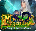 Grim Legends 2: Song of the Dark Swan Macintosh Front Cover