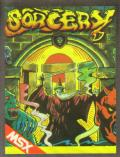 Sorcery MSX Front Cover