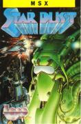 Star Dust MSX Front Cover