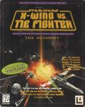 Star Wars: X-Wing Vs. TIE Fighter - Flight School Windows Front Cover