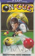 On Cue Atari 8-bit Front Cover