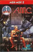 A.M.C.: Astro Marine Corps MSX Front Cover