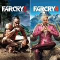 Far Cry 3 + Far Cry 4 PlayStation 3 Front Cover