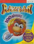 Rayman 100 Levels / 100 Niveaux DOS Front Cover