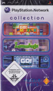 PlayStation Network Collection: Puzzle Pack PSP Front Cover
