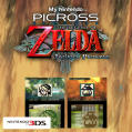 My Nintendo Picross: The Legend of Zelda - Twilight Princess Nintendo 3DS Front Cover