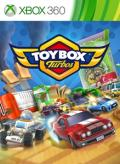 Toybox Turbos Xbox 360 Front Cover