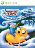 Adventure Time: The Secret of the Nameless Kingdom Xbox 360 Front Cover