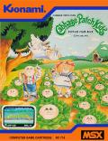 Cabbage Patch Kids Adventures in the Park MSX Front Cover