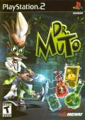 Dr. Muto PlayStation 2 Front Cover