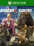 Far Cry 4 + Far Cry: Primal Bundle Xbox One Front Cover
