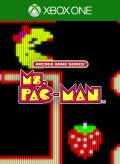 Ms. Pac-Man Xbox One Front Cover