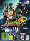 Star Fox Zero (First Print Edition) Wii U Front Cover