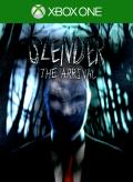 Slender: The Arrival Xbox One Front Cover 1st version