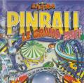 3-D Ultra Pinball: Thrillride Macintosh Front Cover Also a manual