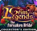 Grim Legends: The Forsaken Bride (Collector's Edition) Macintosh Front Cover