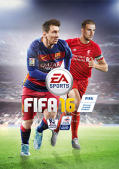 FIFA 16 Windows Front Cover