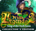 Grim Legends 2: Song of the Dark Swan (Collector's Edition) Macintosh Front Cover