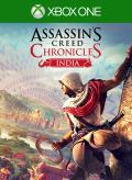 Assassin's Creed Chronicles: India Xbox One Front Cover