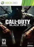 Call of Duty: Black Ops - First Strike Xbox 360 Front Cover
