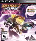 Ratchet & Clank: Into the Nexus PlayStation 3 Front Cover