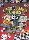 Deluxe Suite: Card & Board Games 2 Windows Front Cover