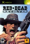Red♦Dead Revolver Xbox Front Cover