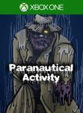 Paranautical Activity Xbox One Front Cover