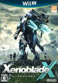 XenobladeX (Amazon.co.jp Gentei) Wii U Front Cover