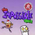 The Impossible Quiz iPhone Front Cover
