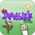 The Impossible Quiz iPad Front Cover