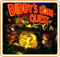 Donkey Kong Country 2: Diddy's Kong Quest New Nintendo 3DS Front Cover