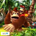 Donkey Kong Country Returns Wii U Front Cover