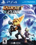 Ratchet & Clank PlayStation 4 Front Cover