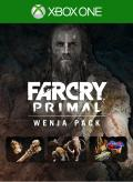 Far Cry: Primal - Wenja Pack Xbox One Front Cover 1st version