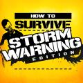 How to Survive: Storm Warning Edition PlayStation 4 Front Cover