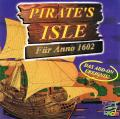 Pirate's Isle für Anno 1602 Windows Front Cover