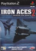 Iron Aces 2: Birds of Prey PlayStation 2 Front Cover
