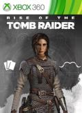 Rise of the Tomb Raider: Ancient Vanguard Xbox 360 Front Cover