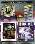 2 in 1 Pack: Stars! / Terra Inc. Windows Front Cover