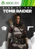 Rise of the Tomb Raider: Remnant Resistance Pack Xbox 360 Front Cover