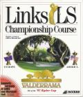 Links LS: Championship Course - Valderrama DOS Front Cover