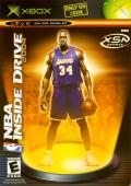 NBA Inside Drive 2004 Xbox Front Cover