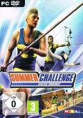 Summer Challenge: Athletics Tournament Windows Front Cover