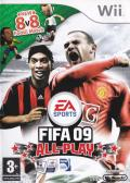 FIFA Soccer 09 All-Play Wii Front Cover